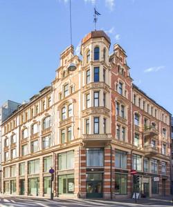 Julius' Oslo-bygning i dag