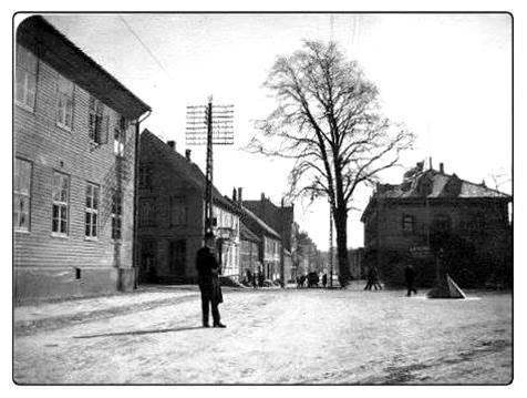 Vestre Strandgate, beg. af 1900-tallet