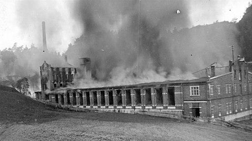 Høie Fabrikker, 1919