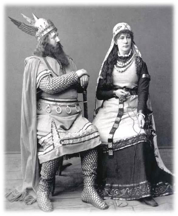 Sigvard og Laura