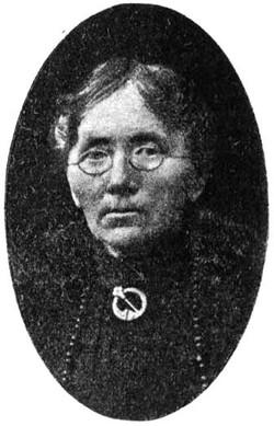 Frk. Bartholine Jørgensen