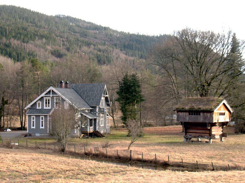 Gården (Nedre) Lande, 2016