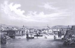 Kristiansand 1848
