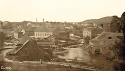 Kongens Mølle, ca. 1860