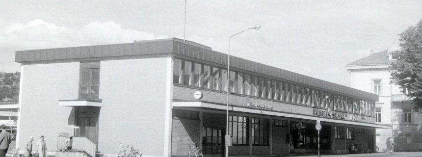 Kristiansand Rutebilstation