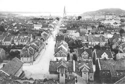Kristiansand i 1800-tallet