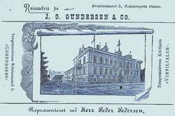 Postkort, ca. 1904