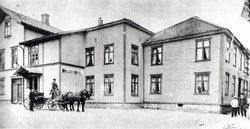 Møllers Hotel i Grimstad