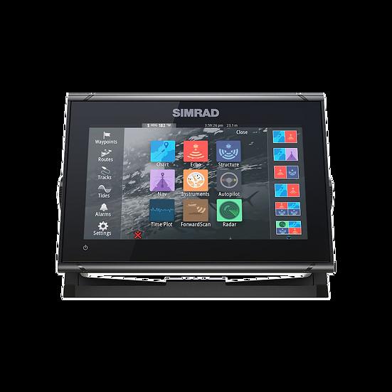 GO9 XSE Multi-function display be sonarų
