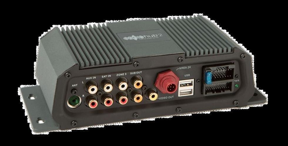 Lowrance SonicHub®2 Marine Audio Server