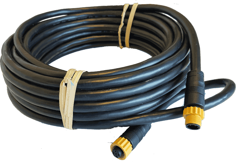 NMEA 2000 Micro-C Medium duty cable. 20 m (65.6 ft)