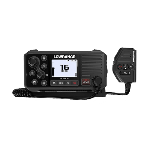 Radio stotelė Lowrance LINK-9 marine VHF