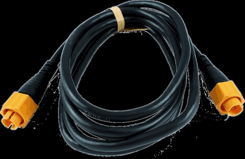 Ethernet kabelis, geltonas, 5 kaiščių, 1.8 m (6 pėdų)