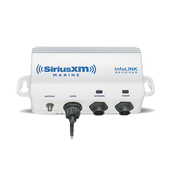WM-4 SIRIUS SAT WEATHER & RADIO RECEIVER