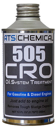 Oil System Pour-In Treatment