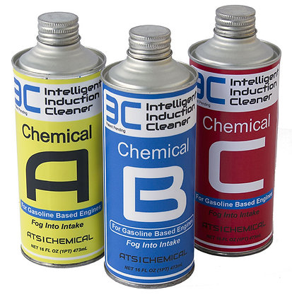 3C Induction Chemical Treatment