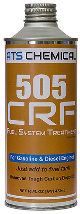 Fuel System Pour-In Treatment