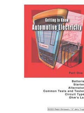 MEM: Getting to Know Automotive Electricity