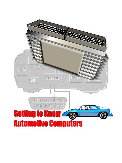 Getting to Know Automotive Computers BOOK