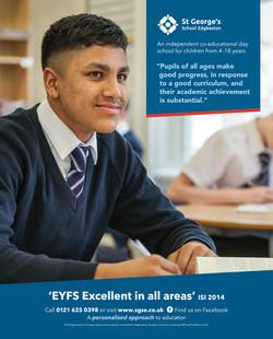 St George's School Edgbaston