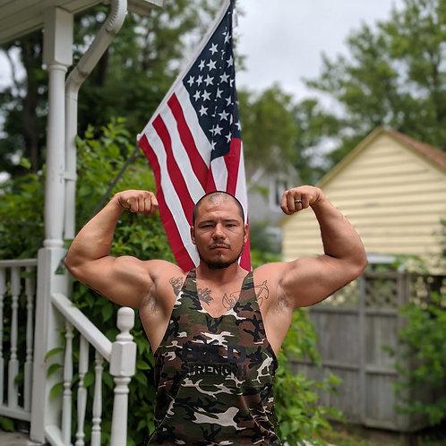 Bold Strength Fitness Camo