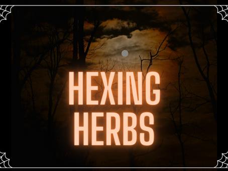 Hexing Herbs