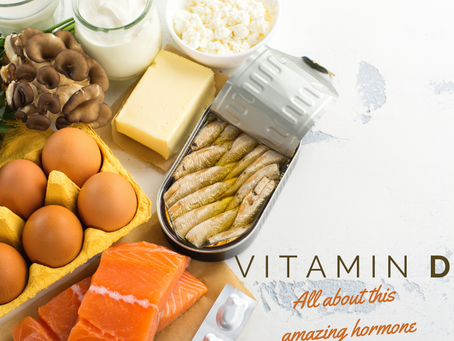 Got Sunshine? All About Vitamin D