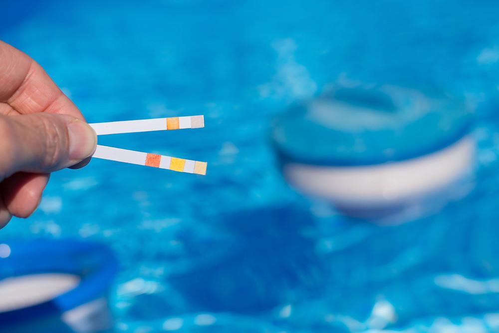 Swimming Pool Test Strips