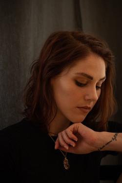 Author Charlotte Eriksson Photo