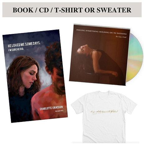 Bronze Bundle [Album, Book, T-Shirt/Sweater]