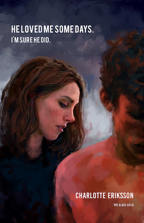 Charlotte Eriksson Book - He Loved Me So