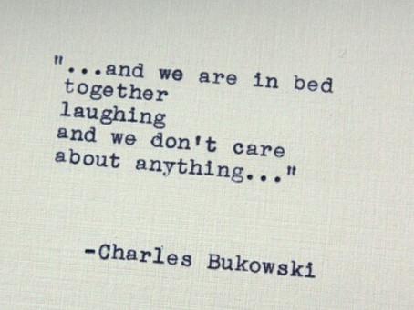 My favorite Charles Bukowski poems