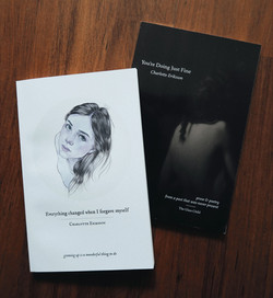 Books Charlotte Eriksson