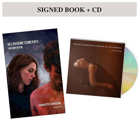 Restock Offer [Signed CD + Book]