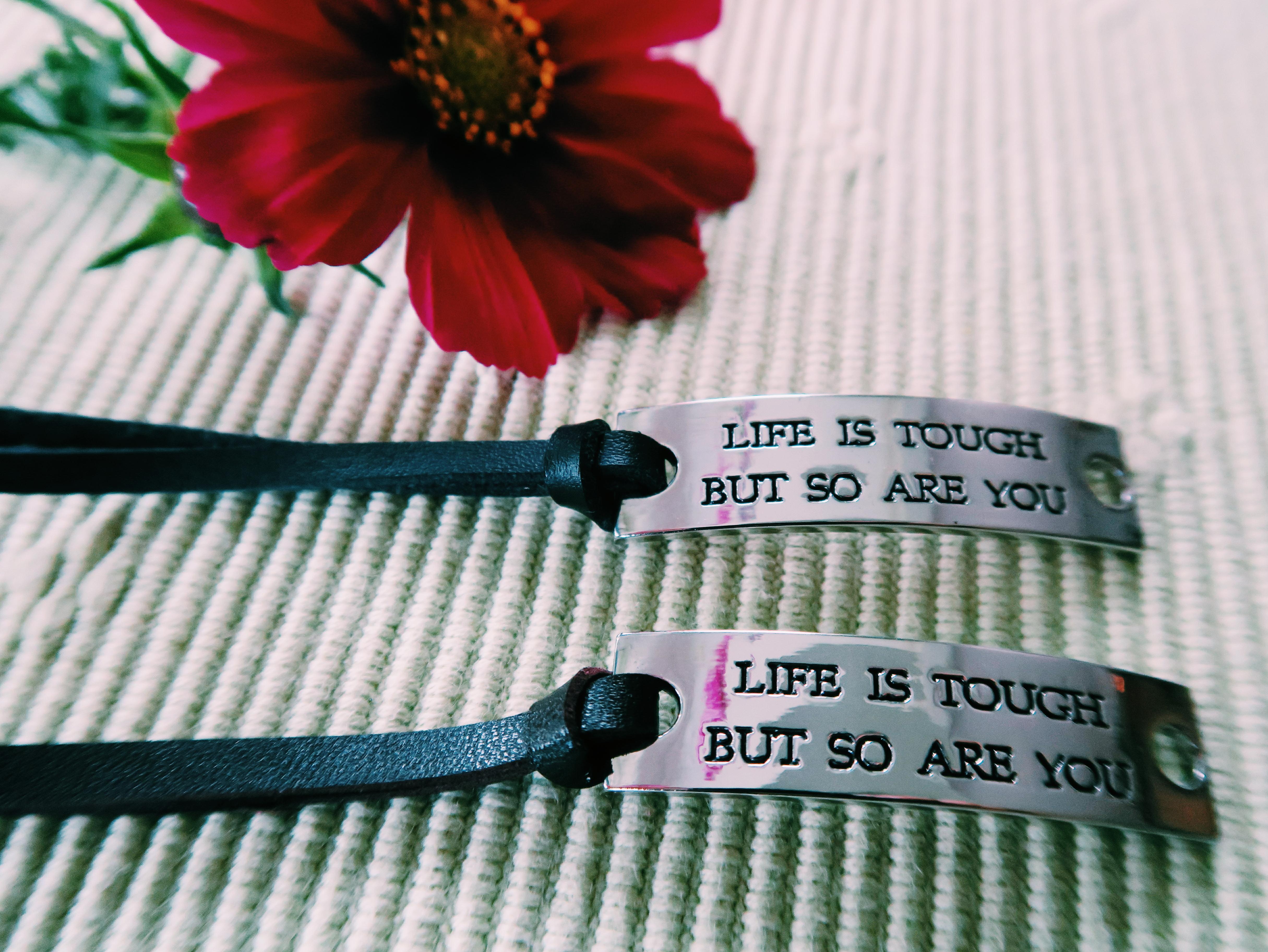 Inspiration Wristband