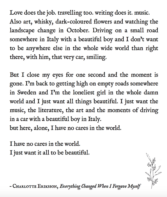 Quote Charlotte Eriksson