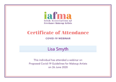 iafma Covid 19 certificate