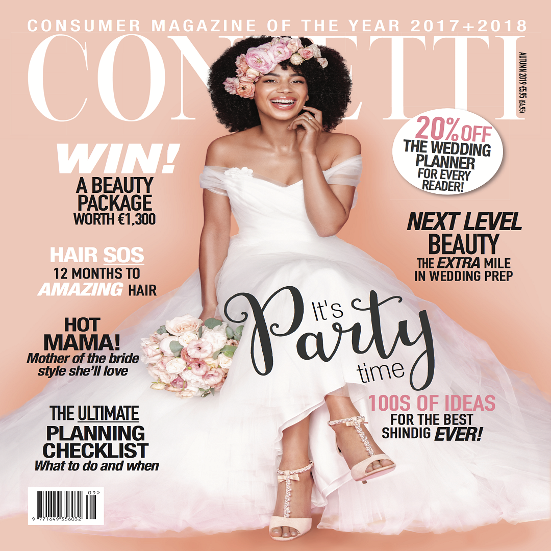 Confetti Autumn 2019 Cover