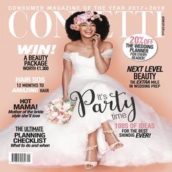 Confetti Autumn 2019 Cover