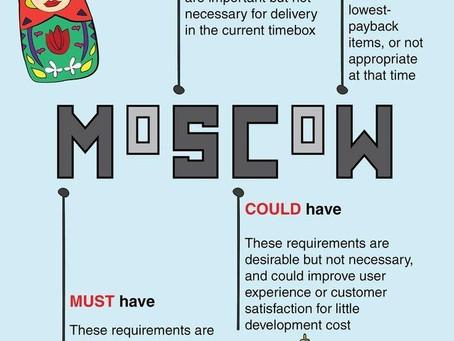 ¿Sabes que puedes utilizar la técnica MoSCoW para procesos de gestión de personas?