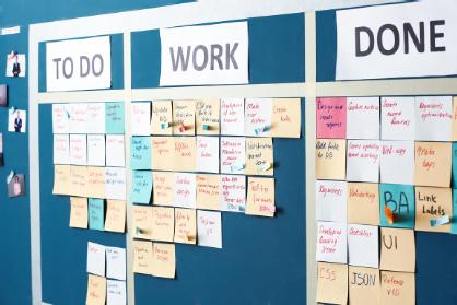 ¿Cómo puede ayudarme kanban en mi organización? ¿o solo es un tablero para gestionar el trabajo?