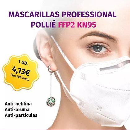 MASCARILLA FFP2 KN95, 1 UD.