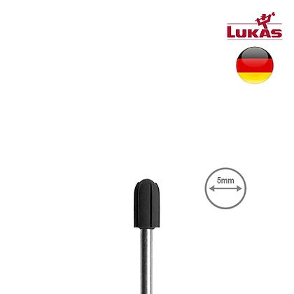 Lukas GT PODO Soporte para lima abrasiva, 5 mm