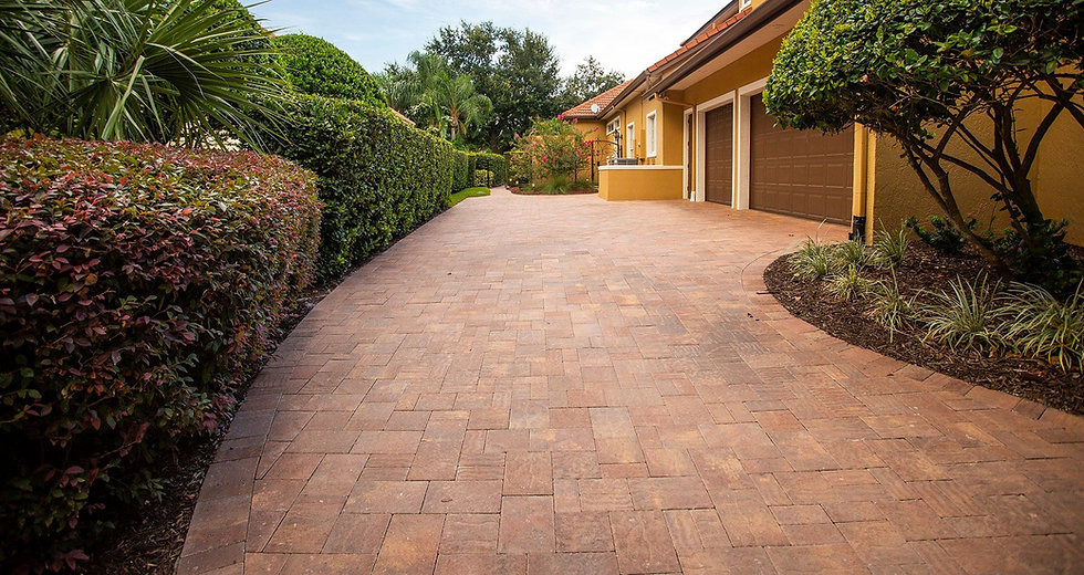 Clean Master Exterior Services Driveway cleaning Stuart