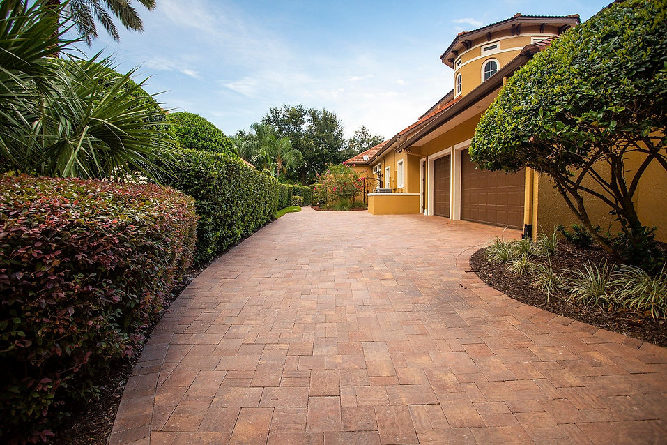 Clean Master Exterior Services Driveway Cleaning Port saint lucie