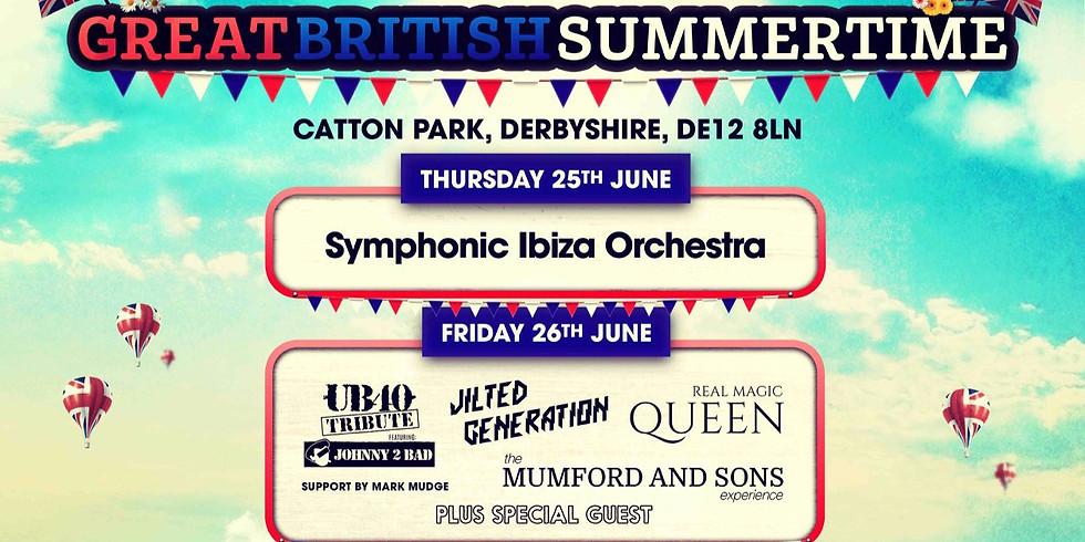 Derbyshire Sausage And Cider Music Festival