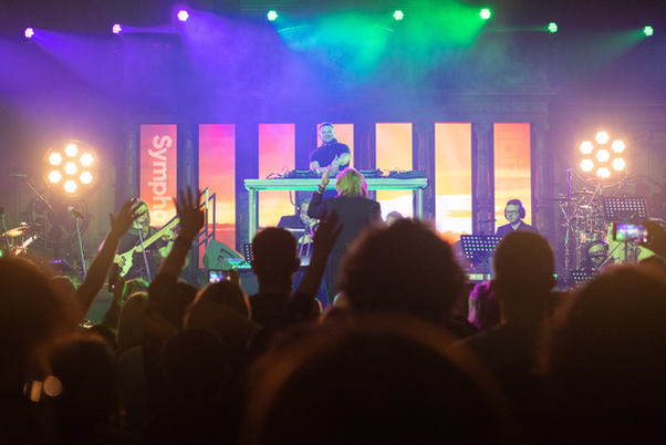 Symphonic Ibiza at Edinburgh's Hogmanay