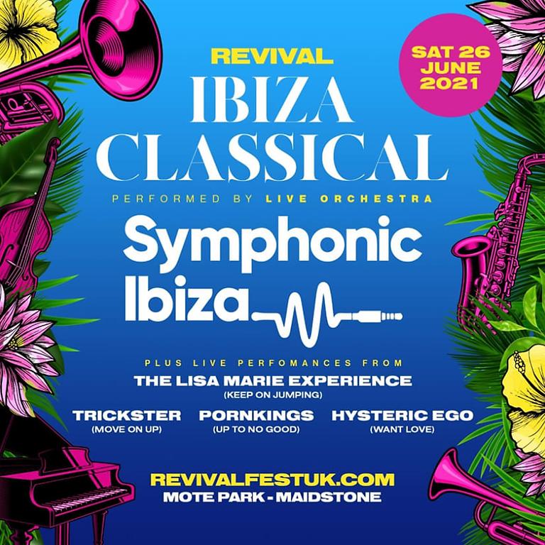 Symphonic Ibiza @ Revival Mote Park Maidstone