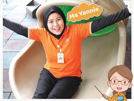 Our Teachers - Ms Yannie's