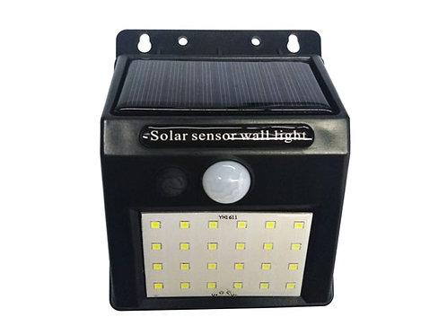 APLIQUE LED SOLAR 3W 30K 300LM IP44